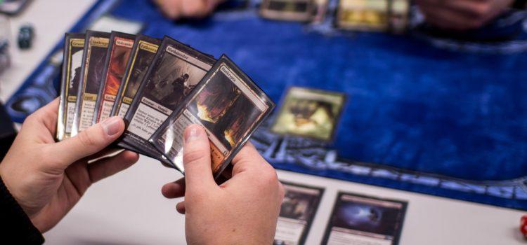 Знаешь, что такое Magic the gathering?